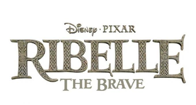 Il logo italiano di Brave, nuovo film Disney Pixar