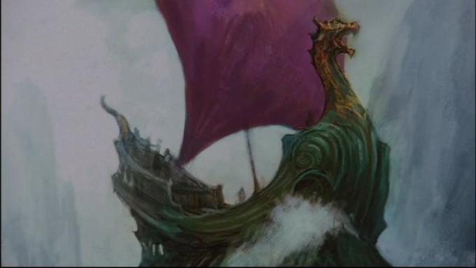 Il velerio dall'Alba