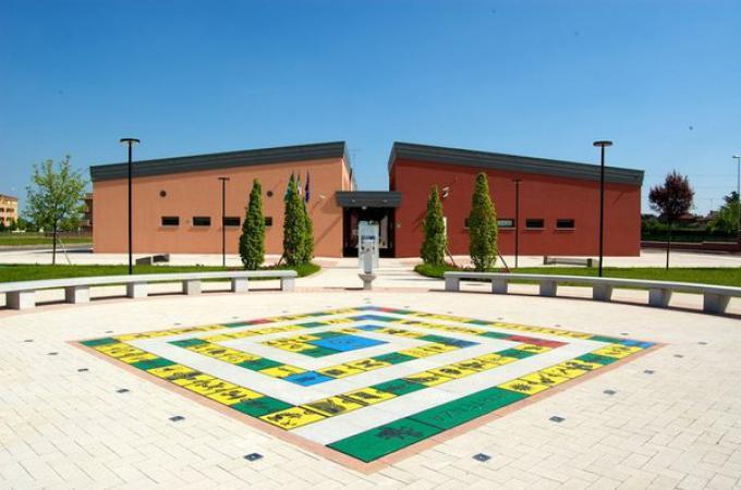 Il centro culturale San Giorgio