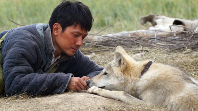 Chen Zhen e il suo lupo