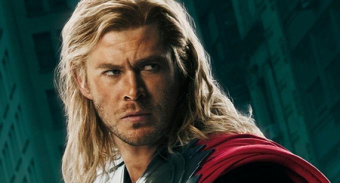 Chris Hemsworth sarà di nuovo Thor