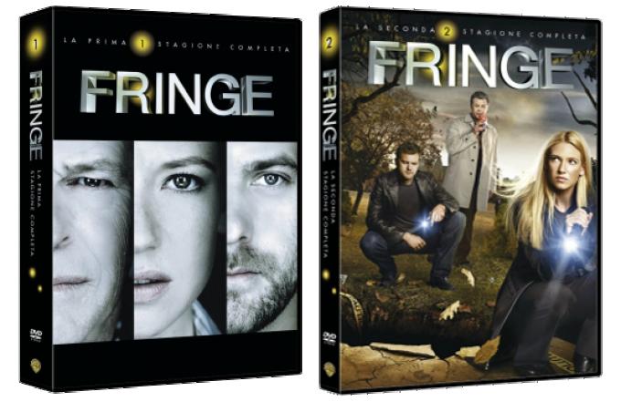 Fringe - Le prime due stagioni in DVD