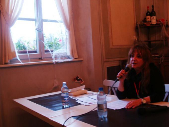 Cristina Donati al FM Talks - Stephen King e la Torre nera: un viaggio nel  fantasy postapocalittico