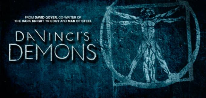 Il logo di Da Vinci's Demons