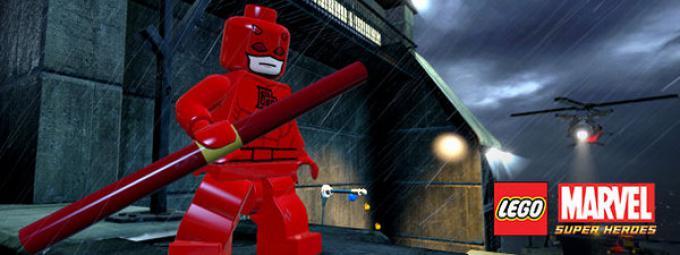 Daredevil di LEGO Marvel Super Heroes