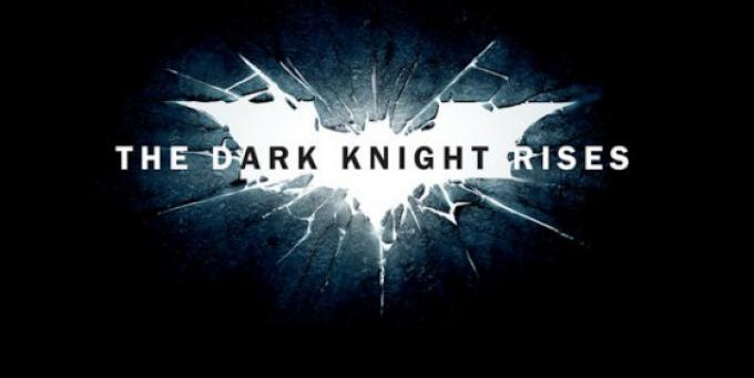 Il logo definitivo di The Dark Knight Rises