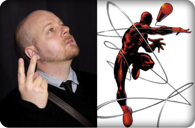 David Slade e Daredevil