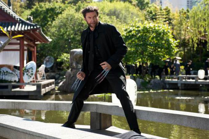 Hugh Jackman in Wolverine: L'immortale