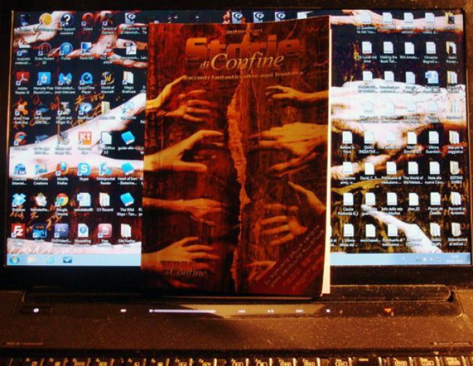 Storie di Confine, dal web alla carta.