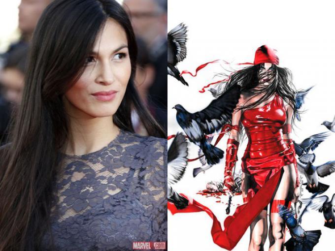 Elodie Yung sarà Elektra in Daredevil