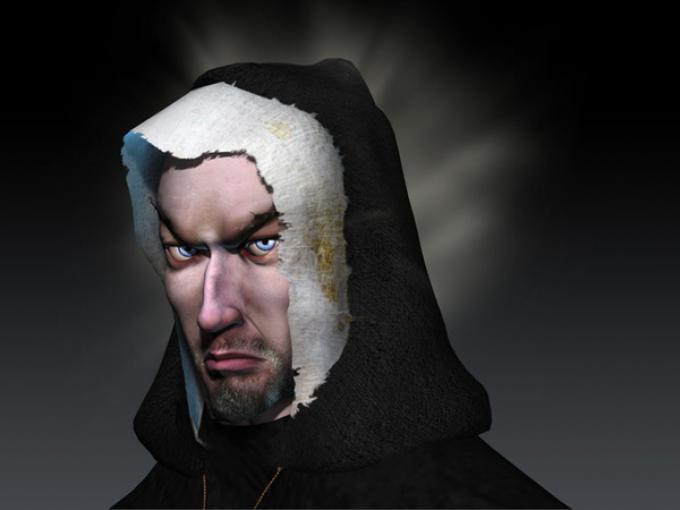 La versione digitale dell'Inquisitore Eymerich