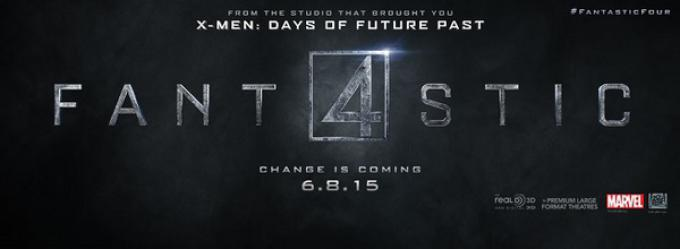 Il logo di The Fantastic Four