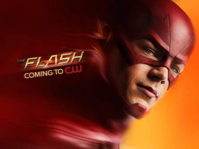 Il primo poster ufficiale di The Flash rilasciato da CW