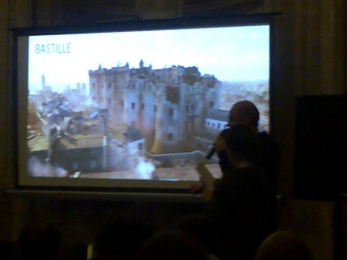 Poca luce, ma tantya hype per Assassin's Creed Unity