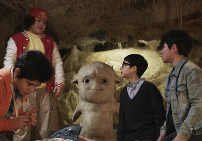 Una sequenza di Grotto