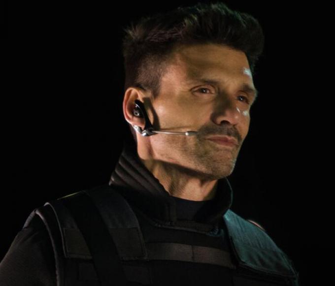 Frank Grillo in Captain America: The Winter Soldier
