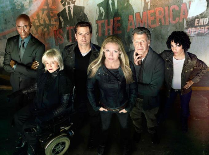 Il cast di Fringe