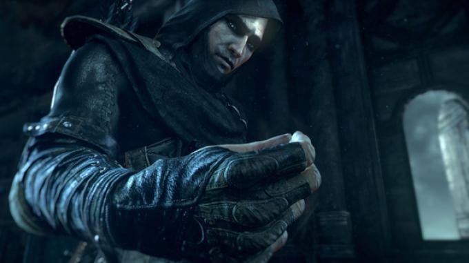 Screenshot da Thief
