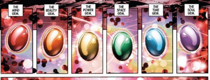 Le gemme dell'infinito
