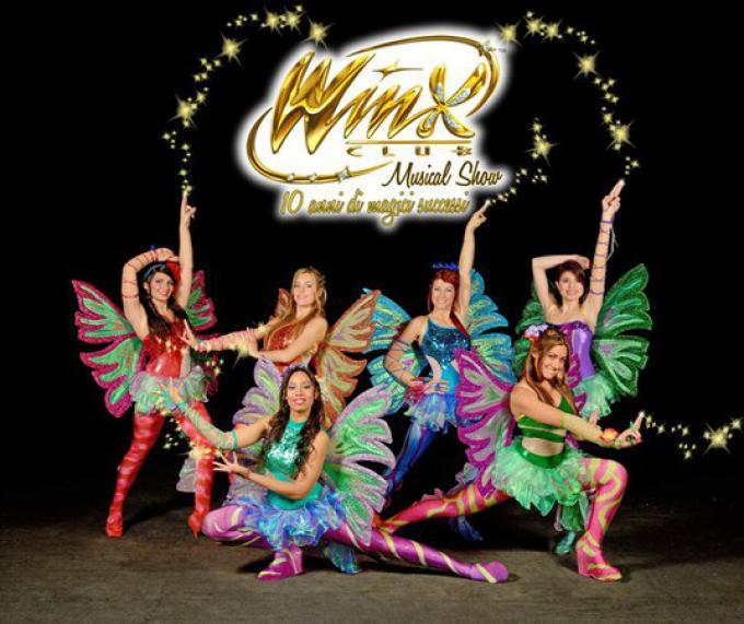 WinxClub LiveShow