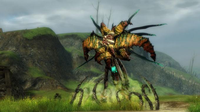 Guild Wars 2 - Entanglement: Mordrem Lord