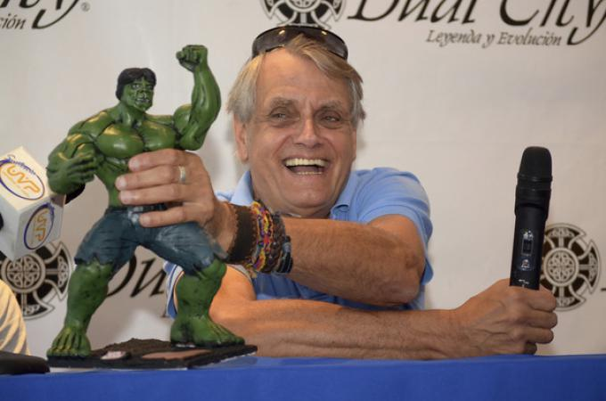 Herb Trimpe (Foto di Rodolfo Panegas - LatinContent - Getty Images)