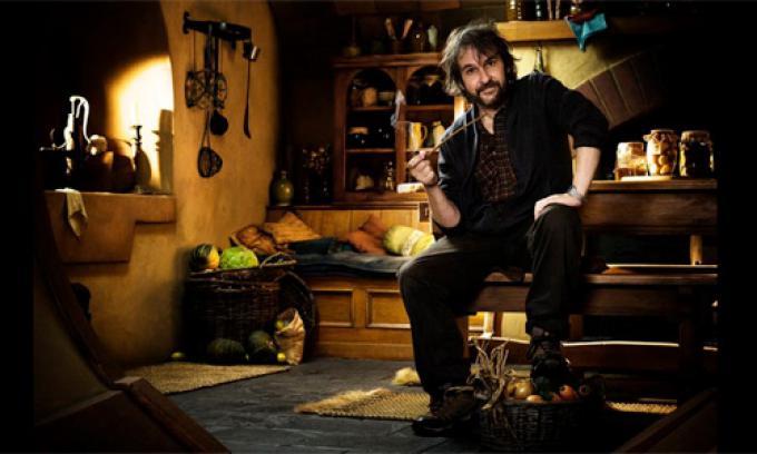 La prima foto della produzione dello Hobbit