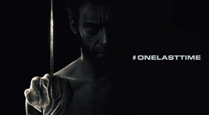 Hugh Jackman Wolverine #OneLastTime