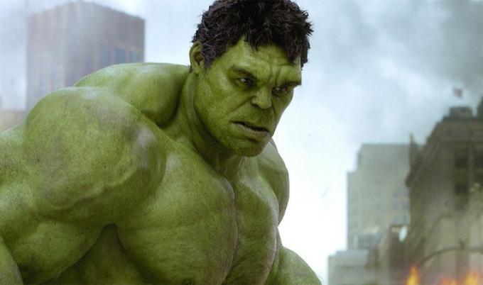 Mark Ruffalo è Hulk