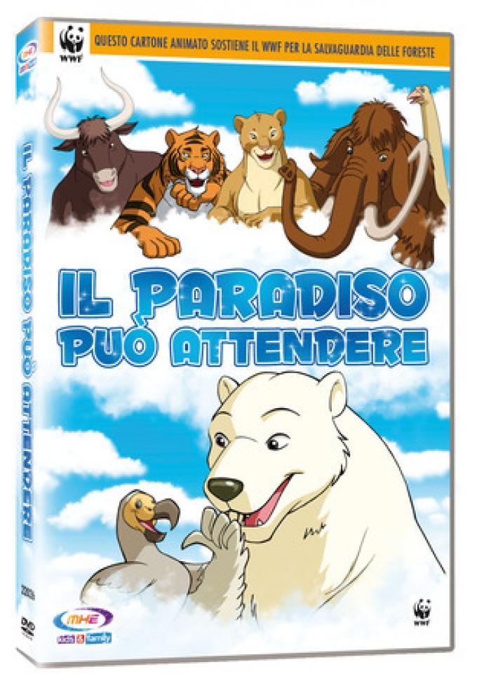 Il paradiso puo attendere in dvd
