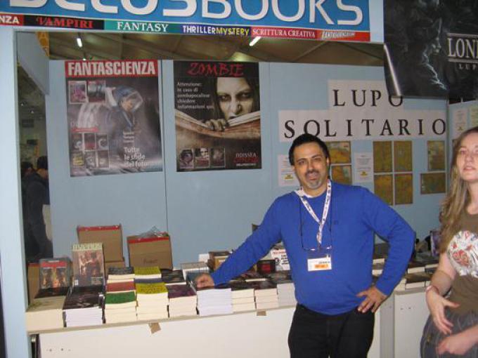 Lo Stand Delos Books/Hypnos/Lupo Solitario