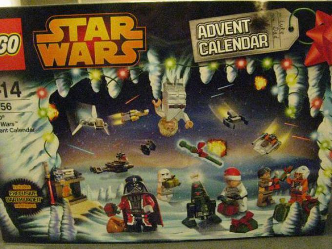 75056 - LEGO Star Wars: Calendario dell'avvento