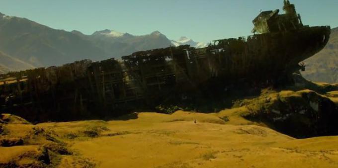 Una immagine dal trailer di The Shannara Chronicles