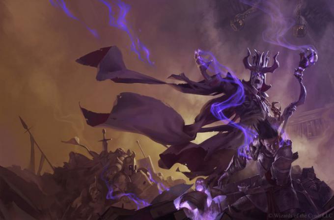Immagine di copertina della Dungeon Master Guide