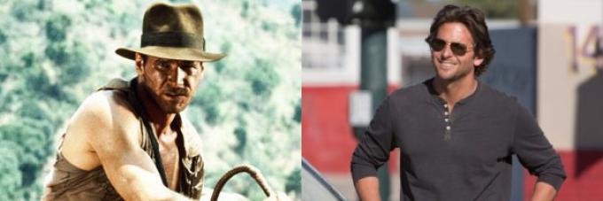 Bradley Cooper sarà il prossimo Indiana Jones?