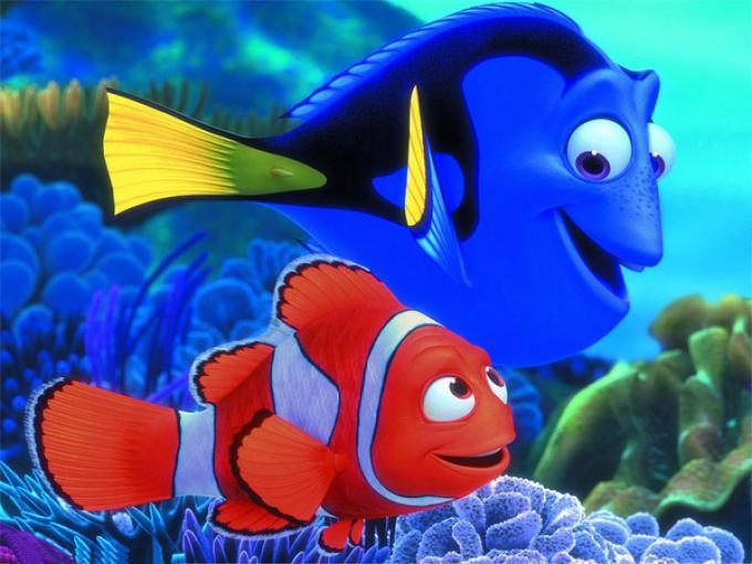Immagine da Finding Nemo