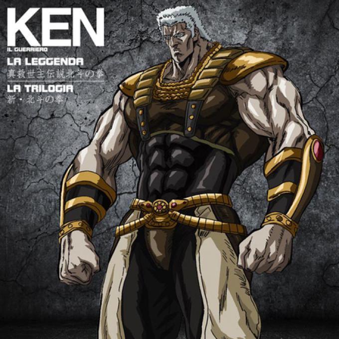 Il ritorno di ken guerriero in edicola