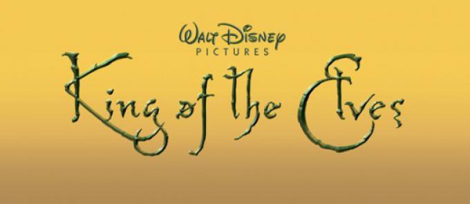 King Of Elves, logo.