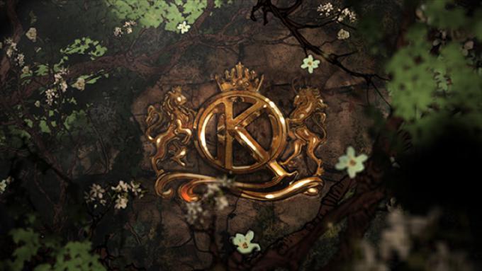 Il logo di King's Quest