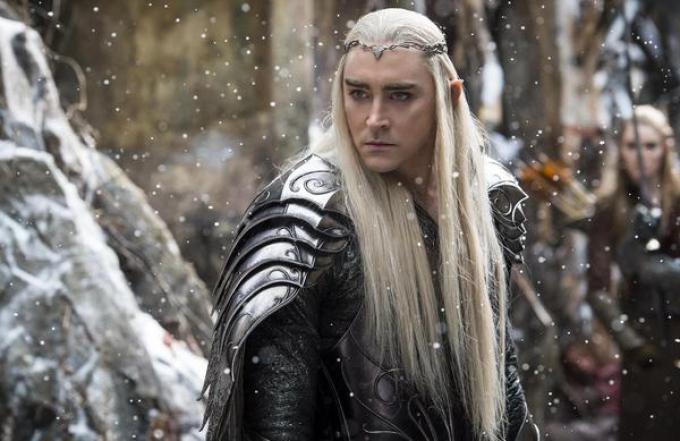Lee Pace è Thranduil in Lo Hobbit: la battaglia delle cinque armate