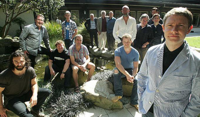 Il cast di uno dei film più attesi del 2012: Lo Hobbit.
