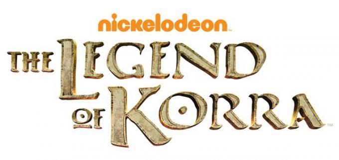 Il logo di The Legend of Korra