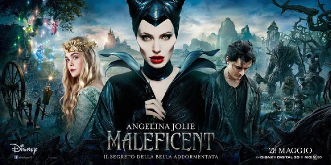 Maleficent banner italiano