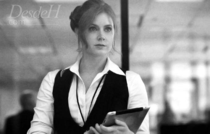 Amy Adams nei panni di Lois Lane.
