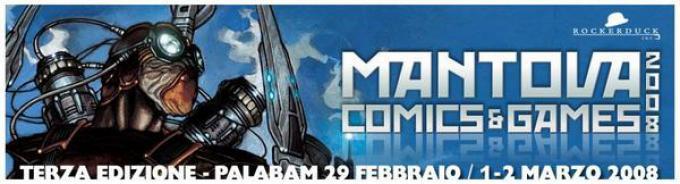 Mantova Comics & Gamnes 2008 (logo)