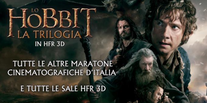 Tolkien Italian Network e Lo Hobbit - La Trilogia in HFR 3D