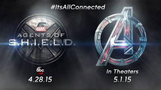 #ItsAllConnected Marvel