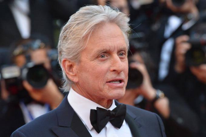 Michael Douglas (Photo credit: ALBERTO PIZZOLI/AFP/Getty Images)