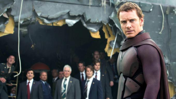 Michael Fassbender in X-Men: Giorni di un futuro passato