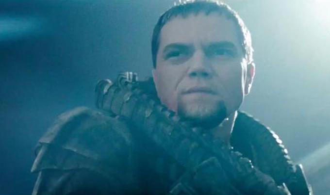 Michael Shannon è il nuovo Generale Zod